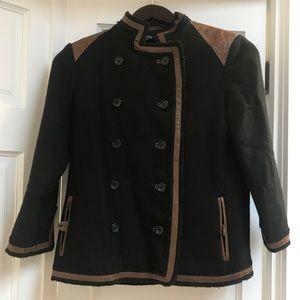 Black and brown Elizabeth and James jacket